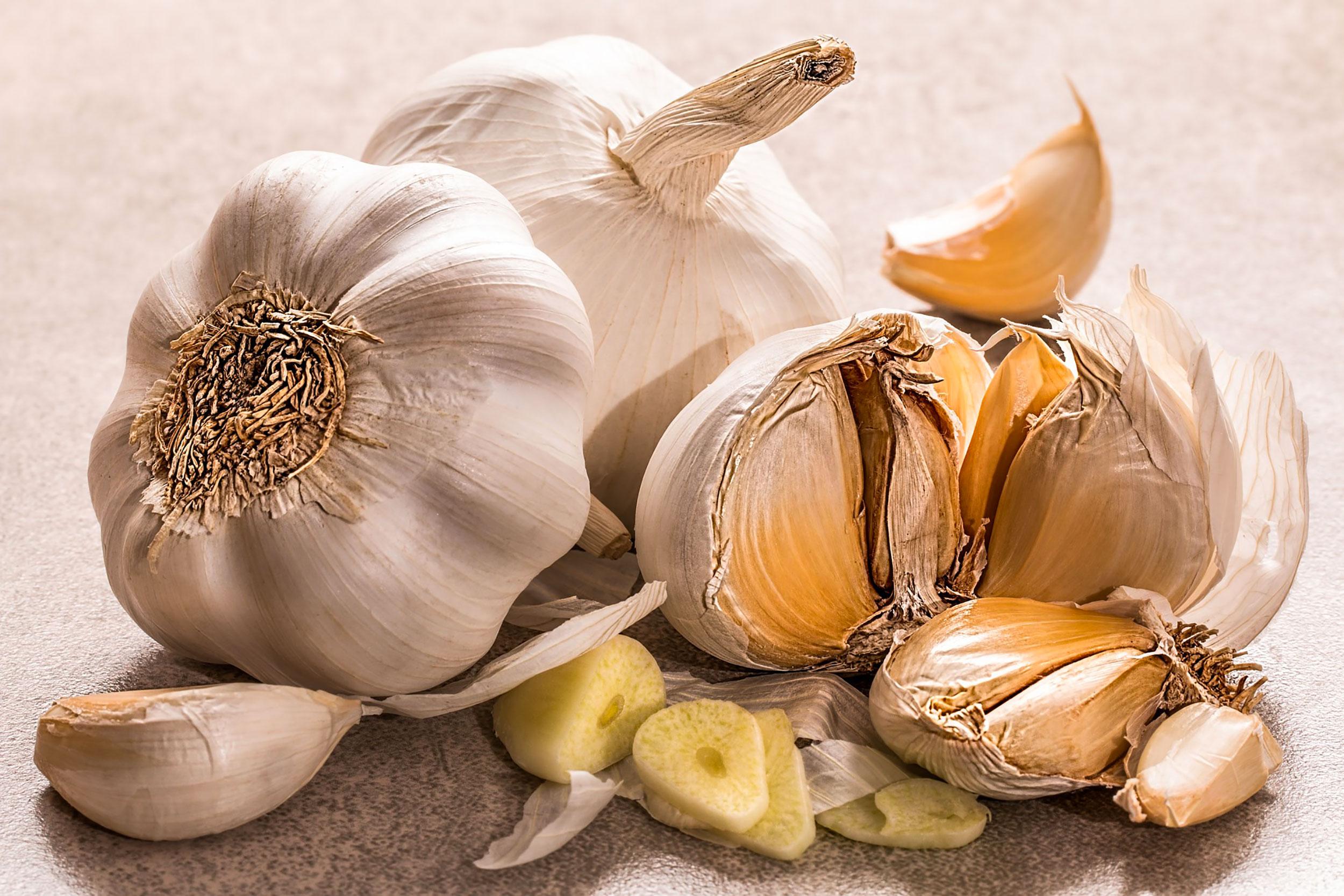 mangia aglio per perdere peso