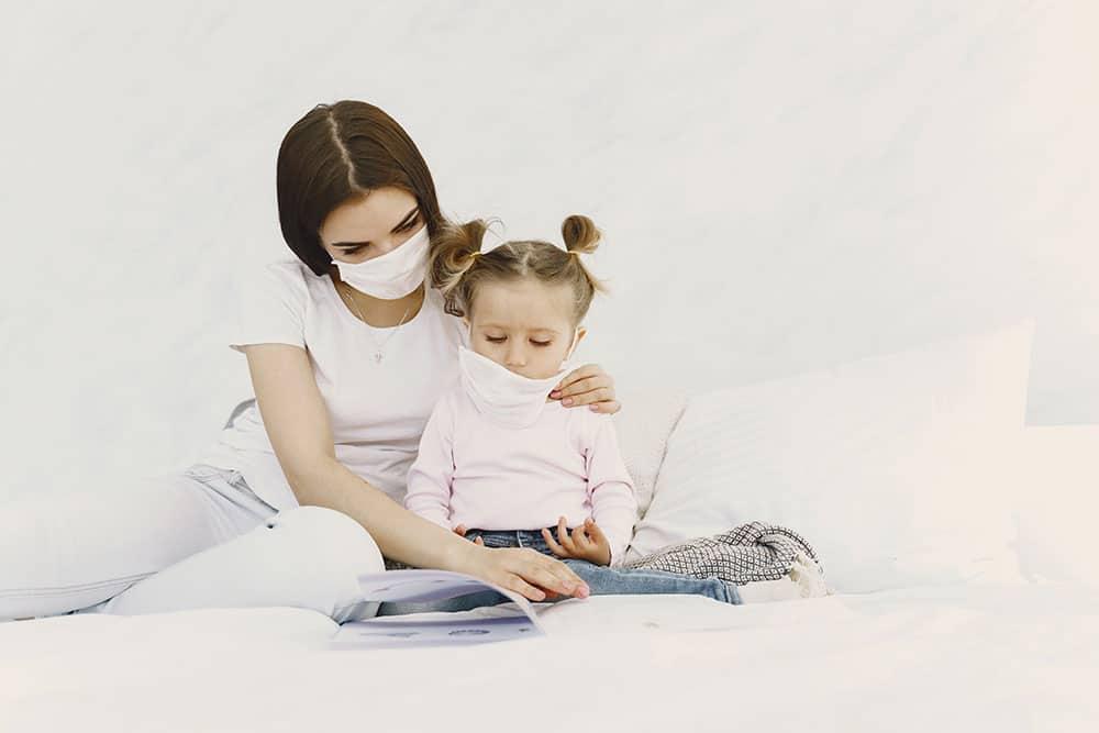 COVID-19 e allergia alimentare nei bambini